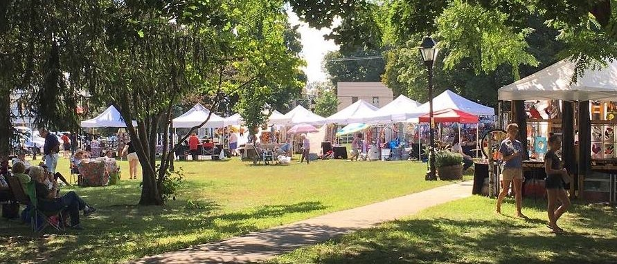 Townsend Arts and Craft Fair
