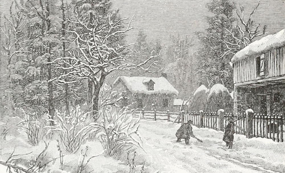This image has an empty alt attribute; its file name is worst-snowstorms-historical.jpg